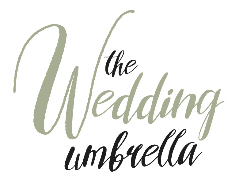 The Wedding Umbrella Logo Design